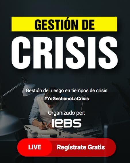 Webinars GEstion Crisis Gratuitos