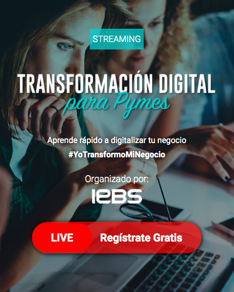 Webinars Transformacon Digital Gratuitos